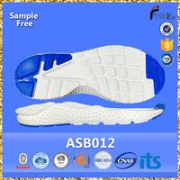 China Factory Free Sample EVA Sport Shoes Latest Men Shoe Sole Design