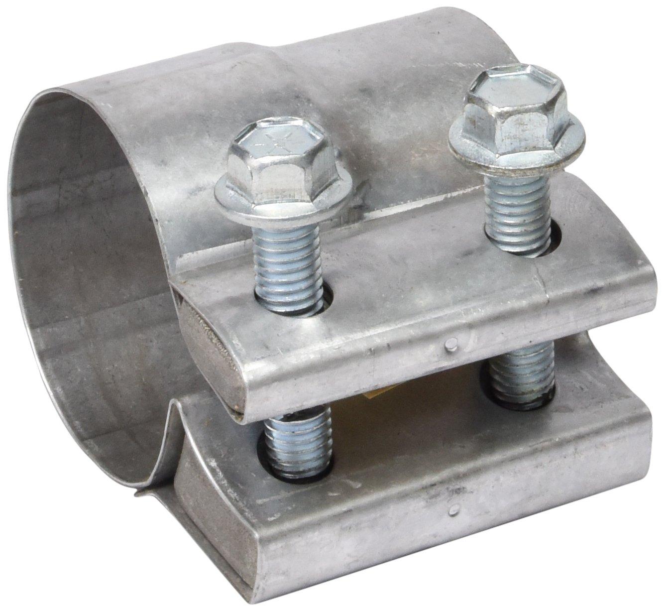 33287 4-1//2 Aluminized Lap-Joint Exhaust Clamp Walker