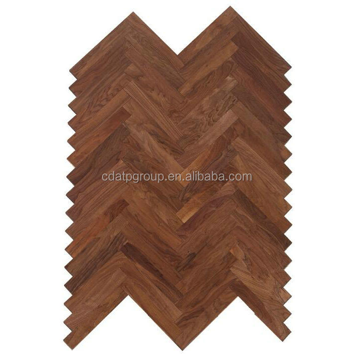 dream ancient castle palace chevron parquet oak Engineered Timber flooring floating