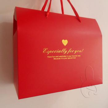 Luxury Jumbo Gift Paper Bags For Birthday Wedding Party