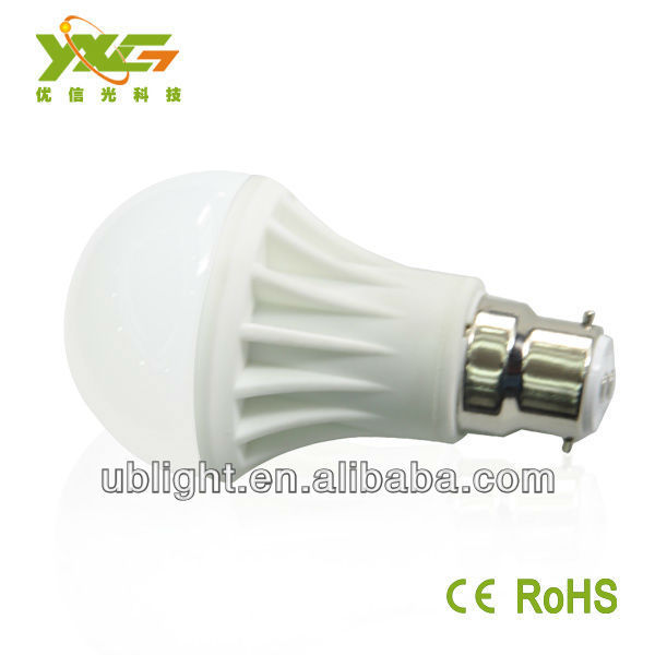 High quality b22 led l& bulb Ceramic 7w 600lm low heat light bulbs  sc 1 st  Alibaba : low heat light bulbs - www.canuckmediamonitor.org