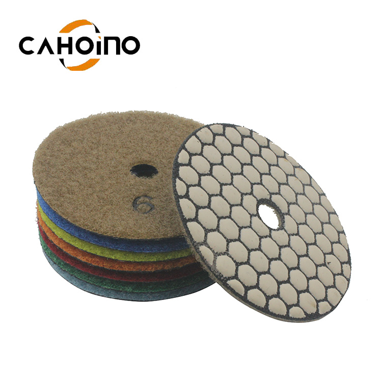 High Quality Wet Dry 3Mm Diamond Concrete Polishing