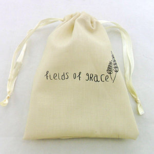 the burlap bag plain cotton small cloth bags