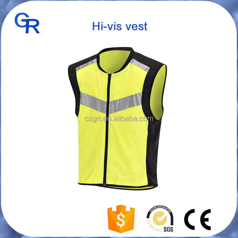 promotion class 3 reflective jacket,construction work vest,hi vis safety clothing