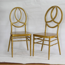 High quality Foshan aluminum frame restaurant chairs dining room chairs