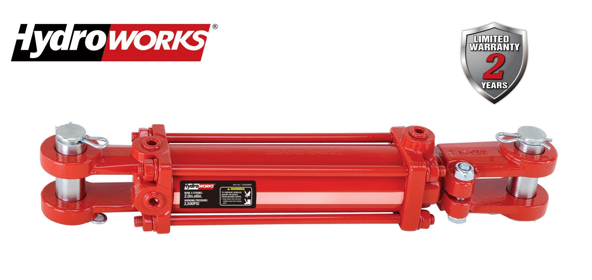 Koch Industries 4016813 Hydrolic Pin Hydraulic Cylinder Pin /& Clip 1-1//4-inch Diameter by 3-1//4-inch Length