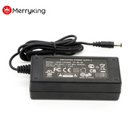 Universal Input 12V 24V 2A 3A 4A 5A Desktop AC DC Power Adapter