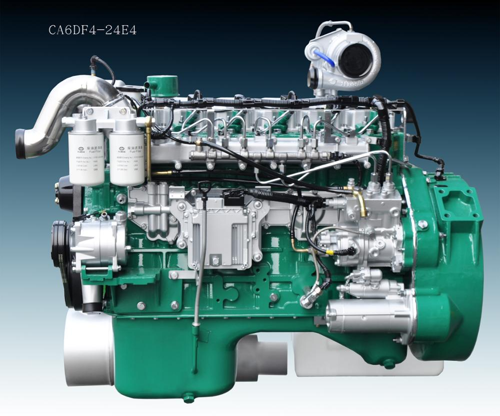 FAW CA6DF China electric motor diesel engine