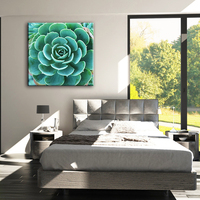 Flower sample picture of decorative home goods wall art canvas painting