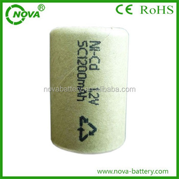 Alibaba China Supplier Best Price Ni Cd Sc 1200mah Rechargeable ...