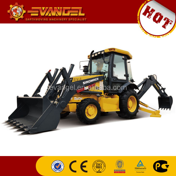 Sinomach WZ30-25 2ton small backhoe loader and backhoe price /SINOMACH WZ30-25 retroexcavadora y precio retroexcavadora