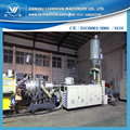 Ukraine Kiev hot sale Plastic machinery for HDPE 450-800mm tube extruding line