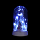 Wholesale personalized led light christmas glass dome bauble