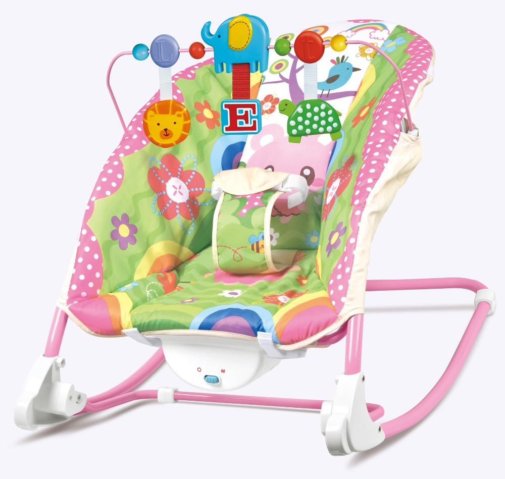 Electric baby rocker chair - 2017 New Baby Rocker Music Toy Electric Baby Swing Chair For Wholesale