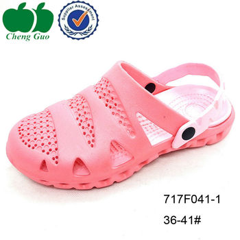 dcbd30dbf08854 Women closed toe summer flat sandals cute clog covered toe sandal for women