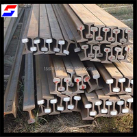 rail steel for sale a36/235/st37-2 equivalent material railway track material used