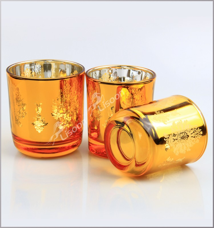Different types of candle glass holders made for soy wax for Different brands of candles