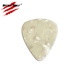 Different Material Celluloid Or Nylon White Guitar Plectrums