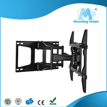 45 Degree Angle Swivel Tv Wall Mount Bracket Support 32 60