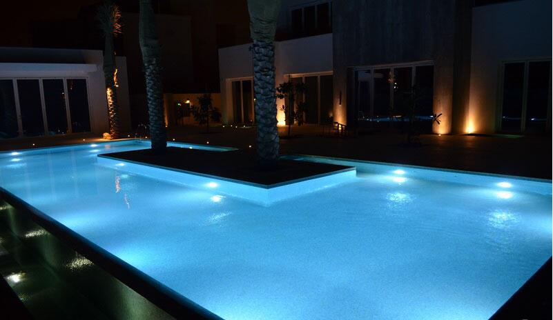 24 Volt Led Underwater Swimming Pool