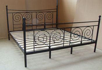 double bunk beds stainless steel bed frame cheap metal beds for sale - Cheap Metal Bed Frame
