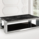 New design modern marble top center table coffee table home furniture
