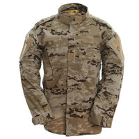 ACU Spanish army military desert uniform camouflage