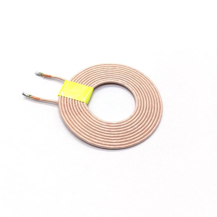 यूनिवर्सल एयर कोर चुंबकीय तार वायरलेस चार्जर का तार क्यूई वायरलेस चार्जिंग का तार