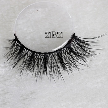 New arrival products new style hot article self adhesive 3d false eyelashes