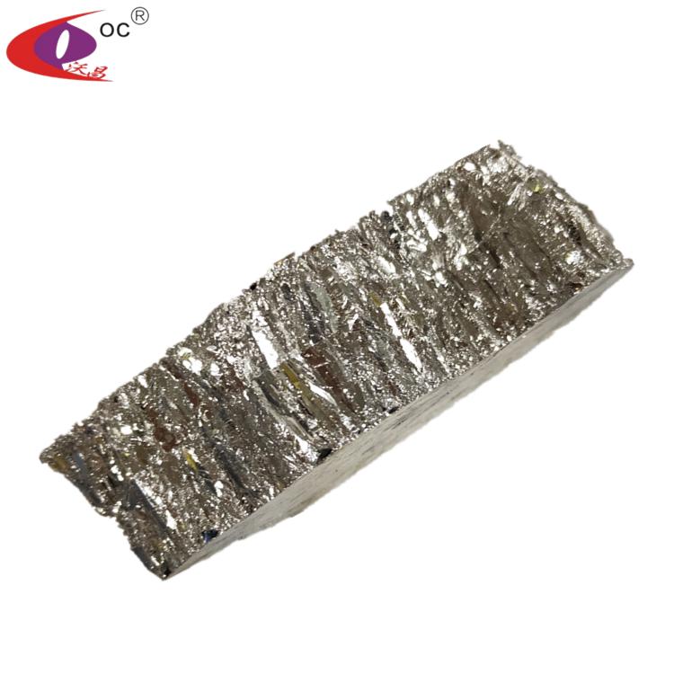China Wholesale 99.99% Pure Bismuth Metal 99.99 Bismuth Ingots