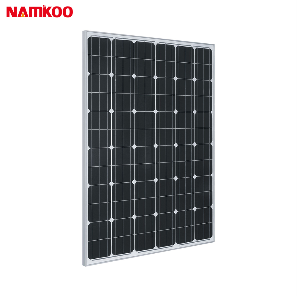 2018 new arrival 4bb 36V 200w home use cells mono solar panel