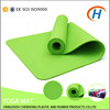 Fitness Equipment Eco Green Durable TPE Silk Screen Printing Yoga Mat