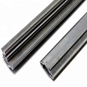 Roof 3m adhesive pvc extrusion d h u t rubber tpe car seal strip