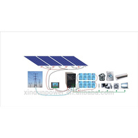 1KW portable solar kits, solar power generator,1000w portable solar power systems