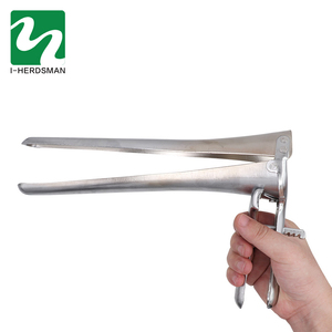 stainless steel vaginal speculum for cattle