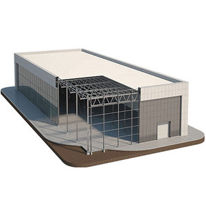 Storage shed various types of steel structure buildings steel structure warehouse house for sale