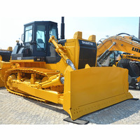 China Top Brand 220hp Shantui SD22 Bulldozer Sale Crawler Dozer Price