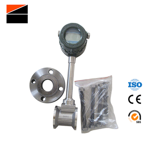 Top Ranking Local LCD Display Vortex Gas Steam Flow Meter Price