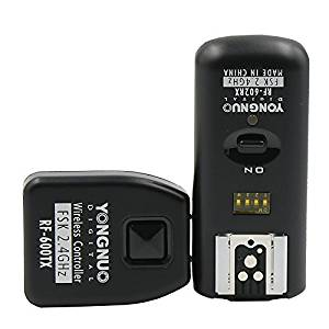 YONGNUO YNRF-602C 2.4GHz Wireless Remote Camera Flash Trigger for Canon