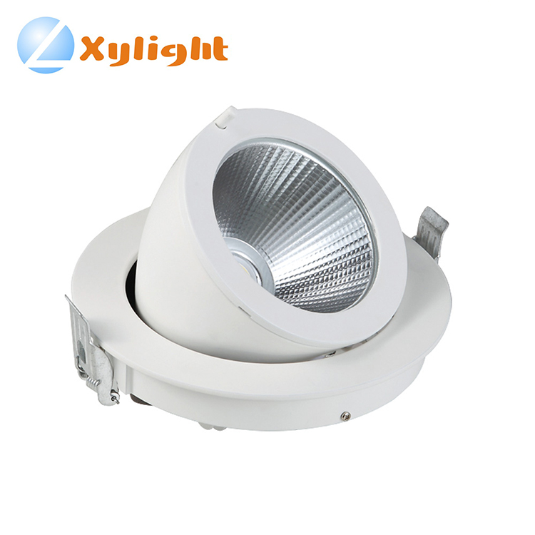 Products 6inch 30 watt led shop light fixtures ceiling downlight lighting for barber shop