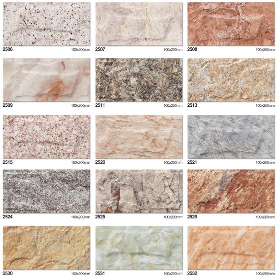 Mattonelle di pietra per interni per esterni 2015 for Mattonelle per pareti
