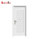 Bathroom pvc custom decorative bathroom door prices 45mm door thickness