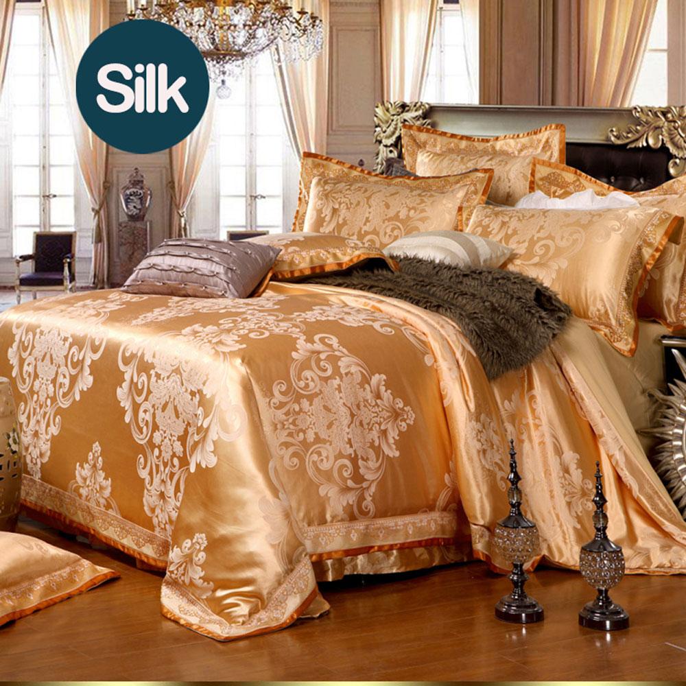 achetez en gros or housse de couette en ligne des grossistes or housse de couette chinois. Black Bedroom Furniture Sets. Home Design Ideas