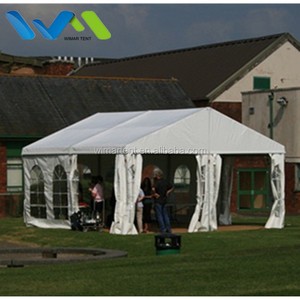 China 6X6m Used Aluminum Small Family Catering Party Tents For Sale