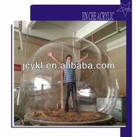 12 Years Professional Acrylic Sphere Manufacturer, Acrylic Display Dome