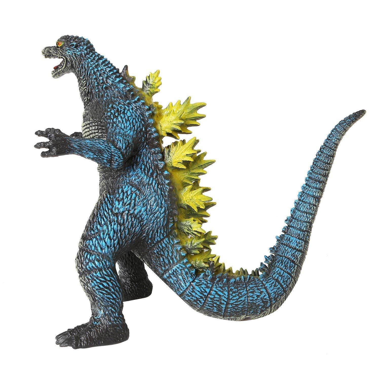 Oliasports 10pcs Mini Godzilla Dinosaur Kids Toys Action Figure Collections New Action Figures