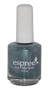 Espree Teal Foil Pet Nail Polish for Dogs - .61oz