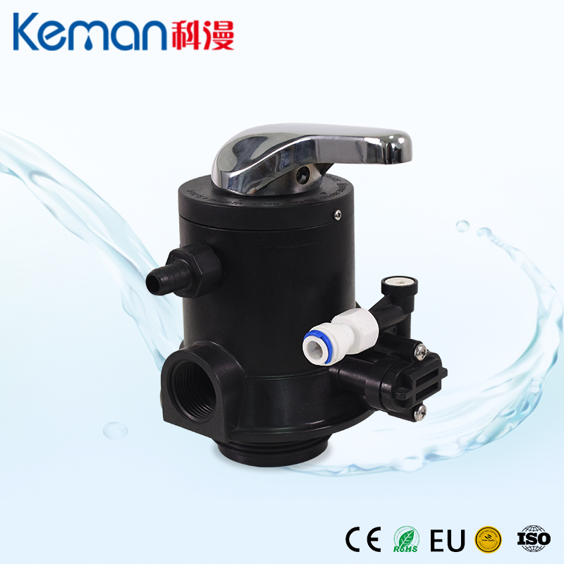 Big flow manual control <strong>valve</strong> for water softener