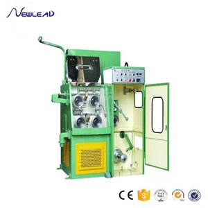 24DG(0.08-0.25mm)High Speed CCS Copper-clad Steel Wire Drawing Machine Alloy Wire Making Machine Cheap Price Wuxi Manufacturer