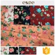 Hot Sale Low Price floral printed woven 100 Rayon Viscose challis Fabric for shirt